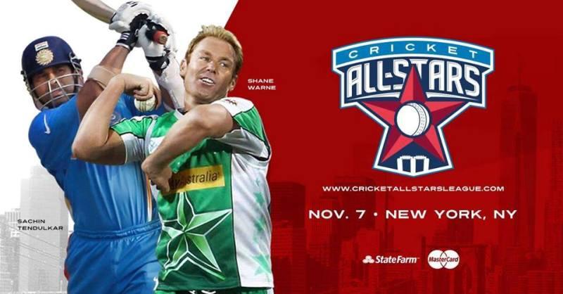 Cricket All Stars 2015