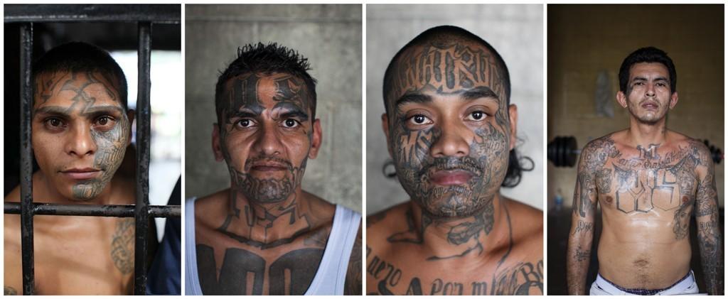 Inmates of Penas Ciudad Barrios