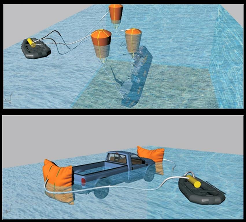 Underwater Lift Bag