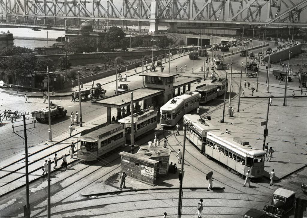 Howrah Tram Depot