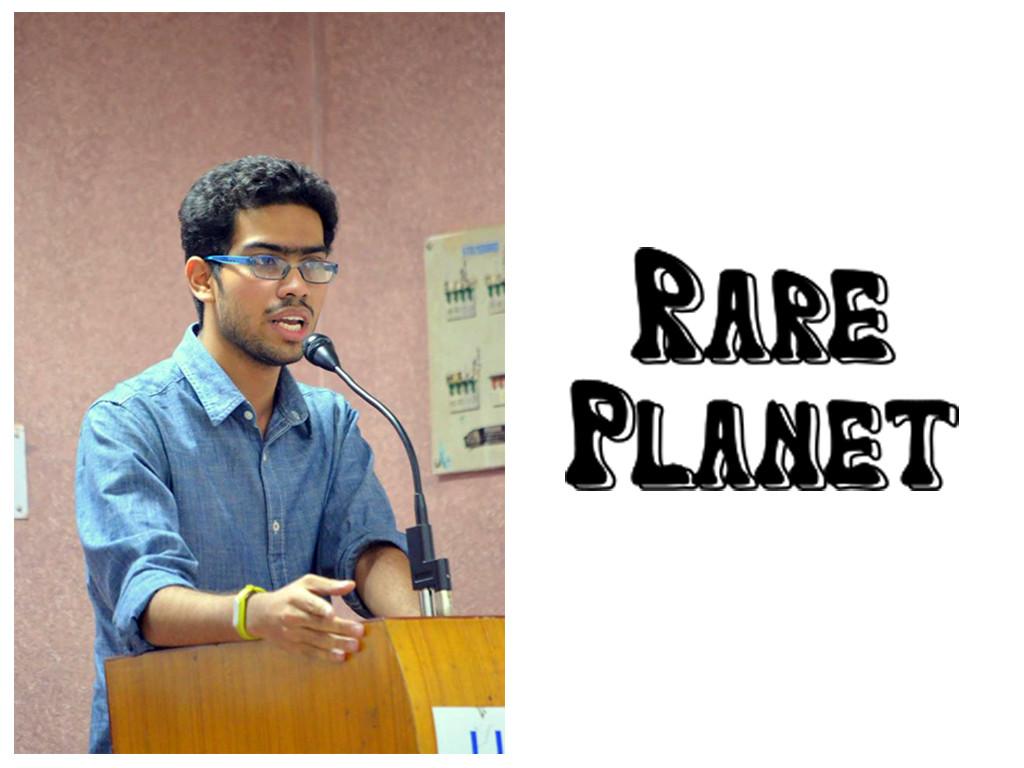 Ranodeep_Rare_Planet