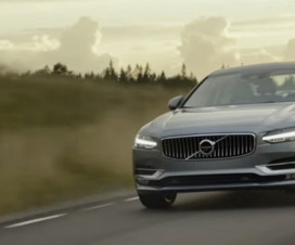 Volvo Death-Proof car