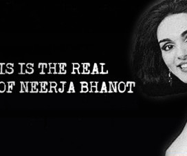Voice of Neerja Bhanot