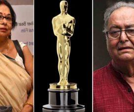 soumitra chatterjee and madhabi mukherjee
