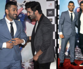 Sushant-Singh-Rajput-and-MS-Dhoni