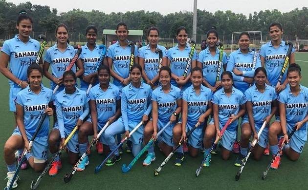 Indian Women's Hockey Team to qualify Asian Games