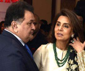 Rishi Kapoor and Neetu Kapoor accept Alia Bhatt