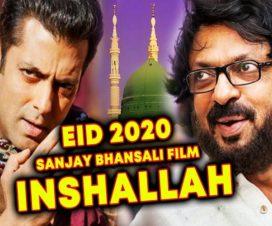 Salman Khan to work with Sanjai Leela Bhansali after 11 years