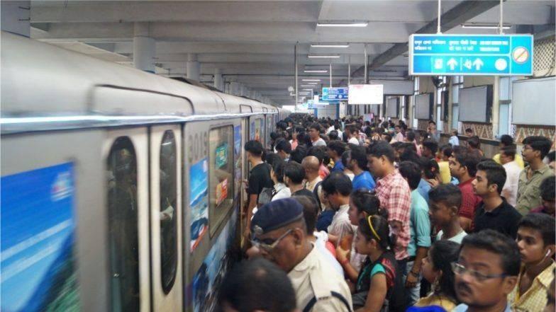 Metro Rail Kolkata