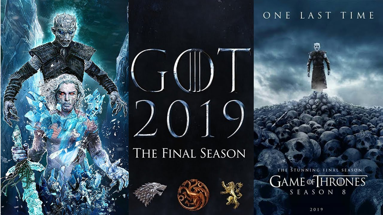 Game of Thrones Season 8 coming this April