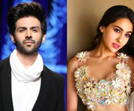 Sara Ali Khan finally meets Kartik Aaryan
