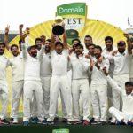 India Makes History At Sydney Cricket Ground