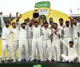 India Makes History At Sydney Cricket Ground