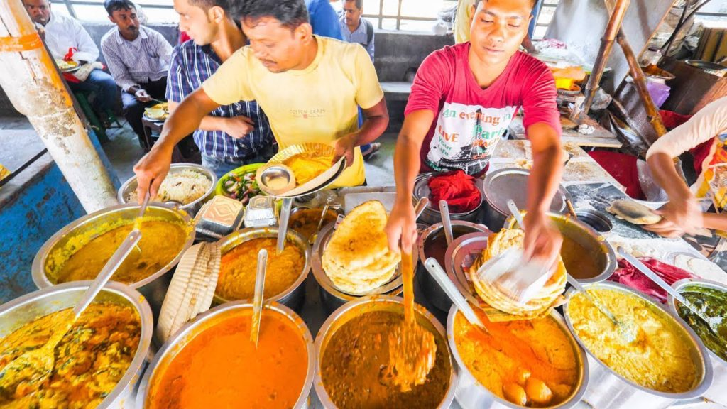 BBD Bag kolkata street food